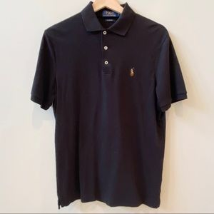 Men's Small Polo Ralph Lauren Crisp Black